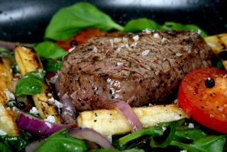 The Secrets of a Perfectly-Cooked Steak