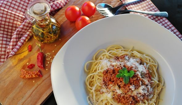 Prepare a Flavorful Pasta with These Main Ingredients